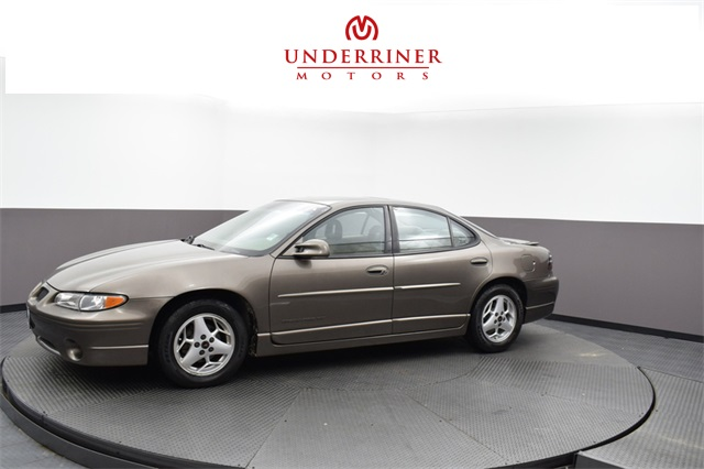Grand Pre Car >> Pre Owned 2002 Pontiac Grand Prix Gt Fwd 4d Sedan