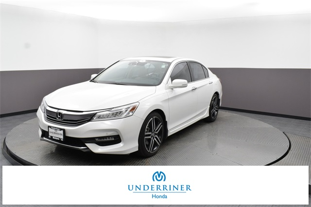 Certified Pre Owned 2016 Honda Accord Touring