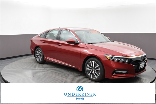 New 2018 Honda Accord Hybrid EX-L